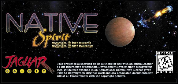 Native Spirit Label